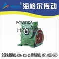 FCWDKA Worm Gear Speed Reducer