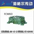 FCWKO Worm Gear Speed Reducer