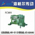 FCWV Worm Gear Speed Reducer