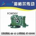 FCWDKV蝸輪蝸杆減速機