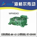 WPWEKO型蜗轮减速机