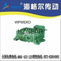WPWEKO型蝸輪減速機