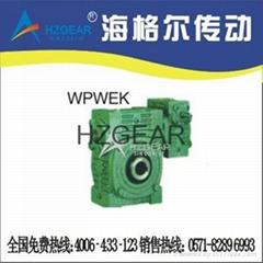 WPWEK型蝸輪減速機