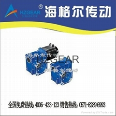 Worm Gear Speed Reducer NMRV-FL1