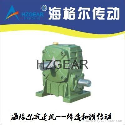 FCA蜗轮蜗杆减速机 1