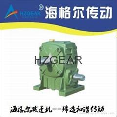 FCA蜗轮蜗杆减速机