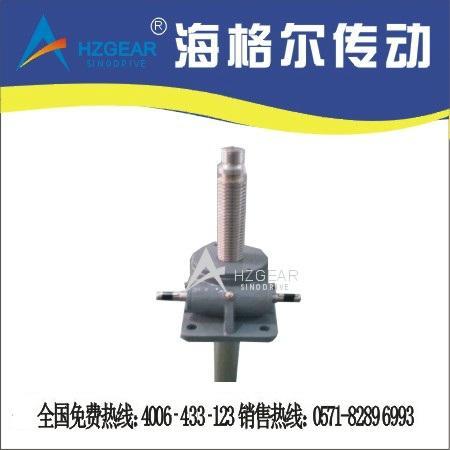 丝杆升降机 不锈钢 蜗轮减速机 蜗轮丝杆升降机 1