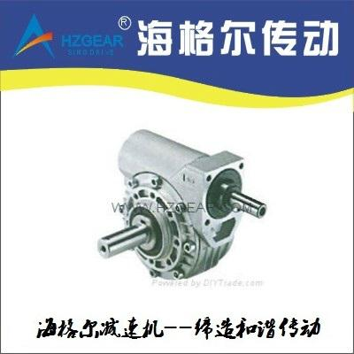 VF铝合金蜗轮蜗杆减速机 1