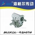 VF铝合金蜗轮蜗杆减速机