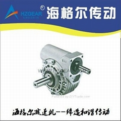 VF鋁合金蝸輪蝸杆減速機