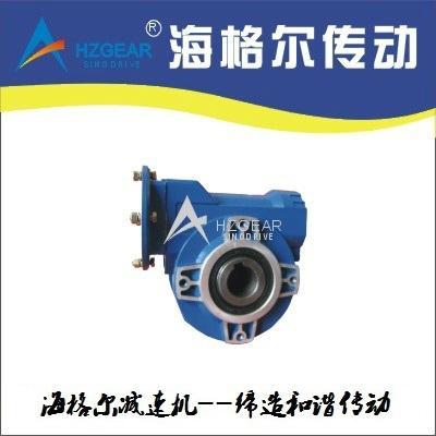 VF30鋁合金蝸輪減速機 1