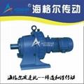 BWED121-187-1.1kw雙極擺線針輪減速機