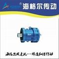 BL/XL1-17擺線針輪減速