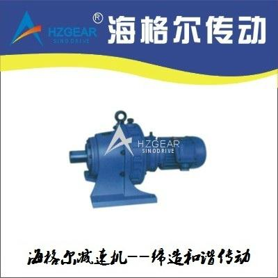BWED121-187-1.1kw Double Cyclo Drive Reducer 2
