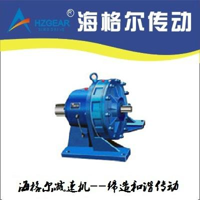 BWED121-187-1.1kw Double Cyclo Drive Reducer 3
