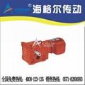 Helical Gear Reducer