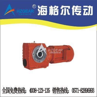 SA系列斜齒輪-蝸輪減速機  1