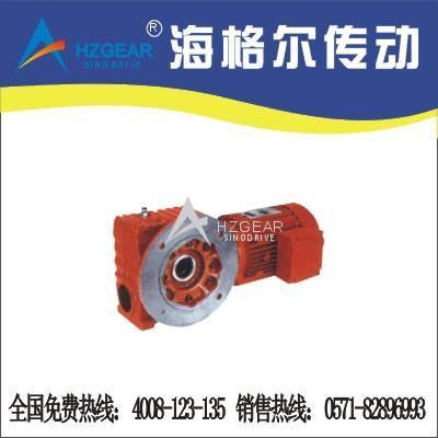 SAF系列斜齿轮-蜗轮减速机 1