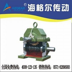 WD62-4-20蜗轮蜗杆减速机