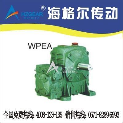 WPEA、FCEA 蝸輪蝸杆減速機 1