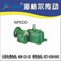 WPEDO、FCEDO型双极塑料设备用蜗轮减速机