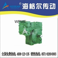 WPWE、FCWE型双极蜗轮蜗杆减速机