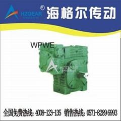 WPWE、FCWE型雙極蝸輪蝸杆減速機