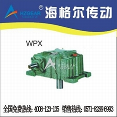 WPX200-20-B NJ-1系列泥浆搅拌器专用蜗轮减速机