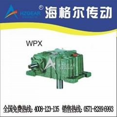 WPX200-20-B NJ-1系列泥漿攪拌器專用蝸輪減速機