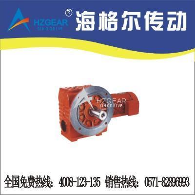 SF系列斜齿轮-蜗轮减速机  1