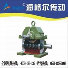WD77.5-2.5-50蜗轮蜗杆减速机