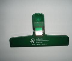 Bag Clip, Plastic Clip