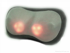 DK-142 Heated Shiatsu Massage Pillow