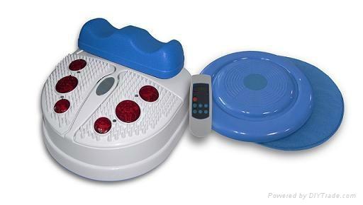 DK-309 Vibrating & Swing Foot Massager 1