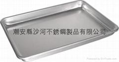 500*350*70mm特厚無磁反邊方盤
