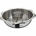 stainess steel steamboat/Stainless steel