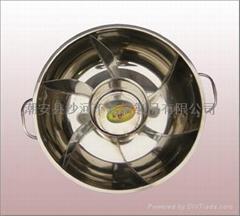 七味火鍋,不鏽鋼七味鍋