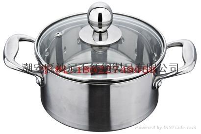 精品不鏽鋼火鍋 1