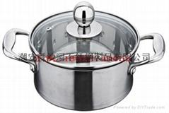 精品不鏽鋼火鍋