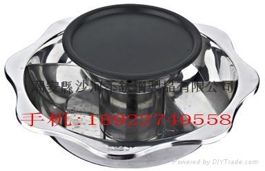 精品不鏽鋼火鍋 4