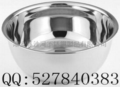 Stainless steel Noodle bowl,Seasoning bin,soup bowl,Staninless steel tableware