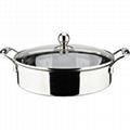 Hot pot steamboat  Stock pot