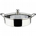 Cooking s/s hot pot Induction Cooker Available Electric Cooking Utensils