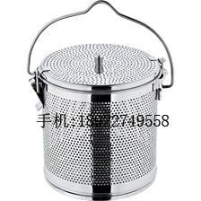 不锈钢汤香料线篮