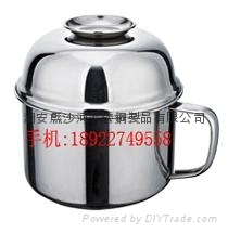 Hot selling stainless steel dinner cup(manufactueres)