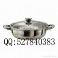 不鏽鋼湯鍋