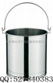 Stainless steel straight-body mention buckets,mention buckets  1