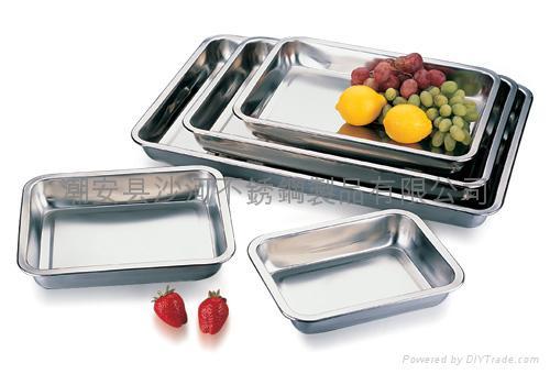 不锈钢双层隔热碗 4