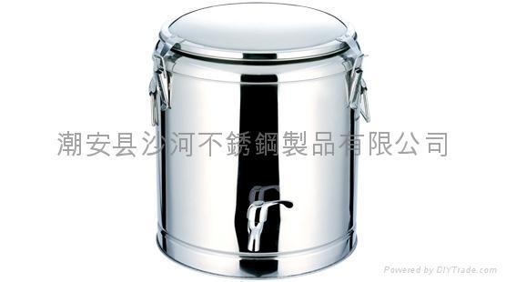 不鏽鋼雙層隔熱碗 5
