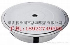 stainless steel Hot pot base,Hot pot Circle